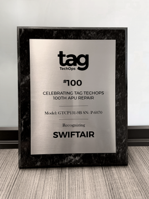 Plaque_Swift Air1